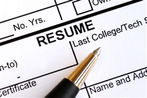 10 Things to Include in Your Sales Resume - SalesHQ